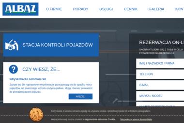 Podstawowa Stacja Kontroli Pojazdów ALBAZ - Przeglądy i diagnostyka pojazdów Wrocław