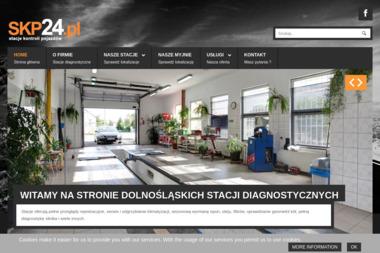 SKP24 - Przeglądy i diagnostyka pojazdów Sobótka