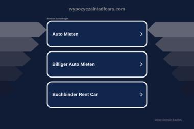 DF CARS - Wynajem Samochodów Skarżysko-Kamienna