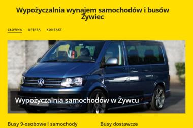 Wypożyczalnia samochodów i busów - Wypożyczalnia samochodów Żywiec