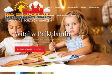 Przedszkole Niepubliczne Bajkolandia - Przedszkole Bydgoszcz