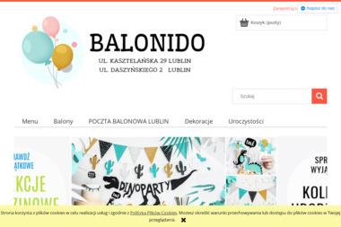 BALONIDO - Sklep z Balonami Lublin