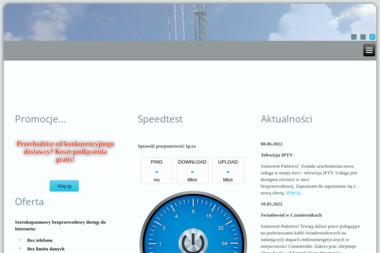 BOR-WAN - Internet Borki