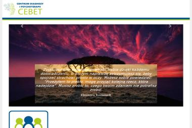 Centrum Diagnozy i Psychoterapii CEBET - Psycholog Nysa