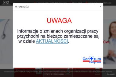 CENTRUM MEDYCZNE ZACHÓD SP. Z O. O. - Ortodonta Bydgoszcz