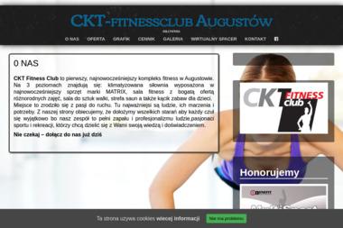 CKT FITNESS CLUB - Dietetyk Augustów
