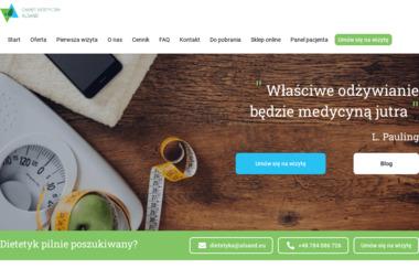 Gabinet Dietetyczny ALSAND - Dietetyk Puszczykowo