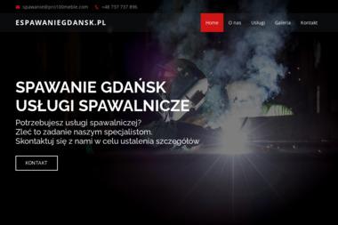 Spawanie Gdańsk - Usługi Spawalnicze Gdańsk
