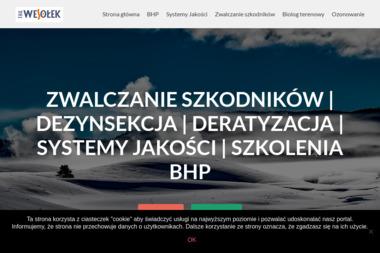 F.H.U. Wesołek - Dezynsekcja i deratyzacja Leszczynek