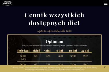 Fit4You Catering Dietetyczny - Catering Jelenia Góra