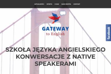 Gateway To English - Język Angielski Mińsk Mazowiecki