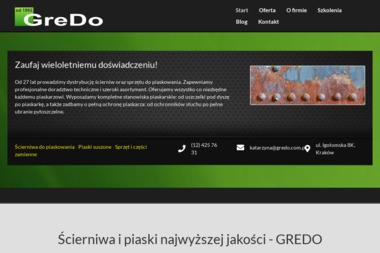 GreDo - Sprzedaż Żwiru Kraków