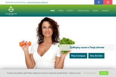 Dietetyk Ewelina Hawliczek - Trener personalny Ząbkowice Śląskie