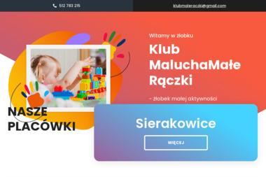 """Klub Malucha """"Małe Rączki"""" - Żłobek Dla Dzieci Rumia"""