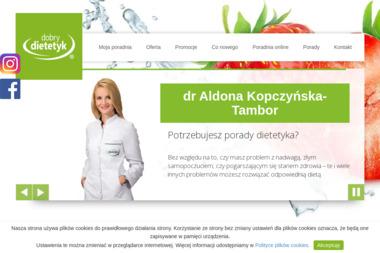 Instytut Dietetyki Klinicznej Aldona Kopczyńska-Tambor - Dieta Odchudzająca Mińsk Mazowiecki