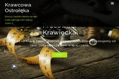 Krawcowa Violetta Szlachetka - Rzemiosło Ostrołęka