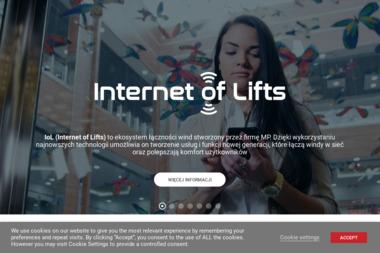 MP Lifts - Windy i dźwigi Poznań