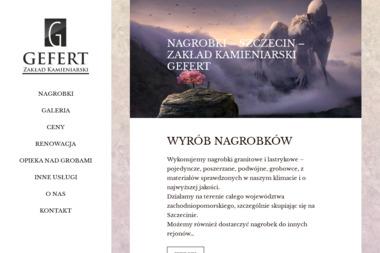 Zakład Kamieniarski Gefert - Kamieniarstwo Choszczno