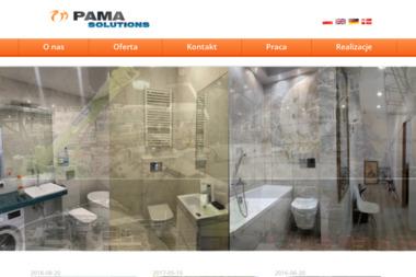 PAMA Solutions Sp. z o.o. - Zabudowa Balkonu Bezramowa Gdynia