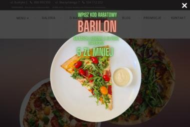 Pizzeria Babilon - Agencje Eventowe Kraków