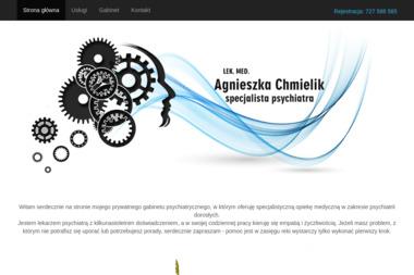 Prywatny Gabinet Psychiatryczny Agnieszka Chmielik - Psycholog Mielec