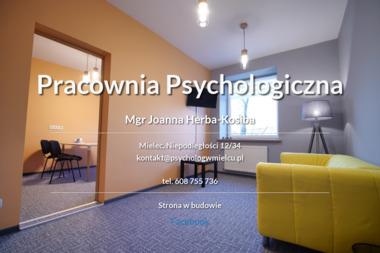 Pracownia Psychologiczna  Mgr Joanna Herba-Kosiba - Psycholog Mielec