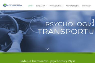 PSYCHO-MED - Psycholog Nysa