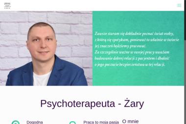 Psychoterapeuta mgr Marcin Peksa - Psycholog Żary