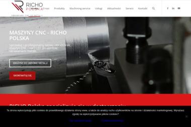 RICHO Polska - Dla przemysłu maszynowego Gdańsk