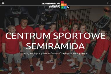 SEMIRAMIDA - Trener personalny Pułtusk