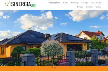 Sinergia Eco Wojciech Sieracki - Solary Dachowe Bielsko-Biała