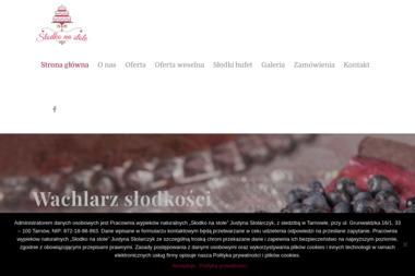 Pracownia Wypieków Naturalnych SŁODKO NA STOLE - Cukiernia Tarnów