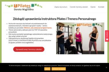 Pilates Studio Dorota Wągrodna - Trener personalny Lubartów