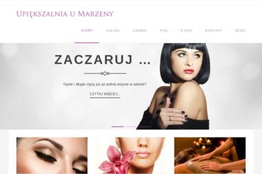 Upiększalnia u Marzeny - Manicure i pedicure Bydgoszcz