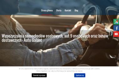 AutoGalant - Wypożyczalnia Aut Gniezno