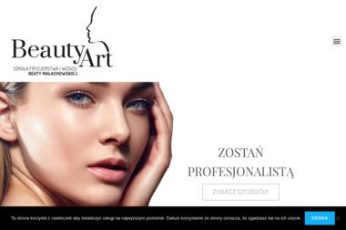 Beauty-Art - Kursy zawodowe Warszawa
