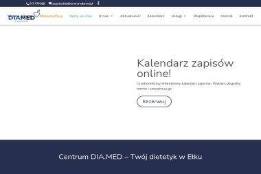 Mazurskie Centrum Edukacji i Specjalistycznej Opieki Medycznej DIA.MED - Dietetyk Ełk
