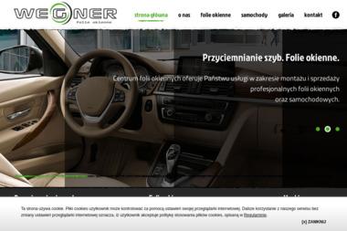 Wegner Folie Okienne - Przyciemnianie szyb Toruń