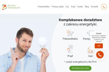 Doradcy Energetyczni Sp. z o.o. - Baterie Słoneczne Warszawa