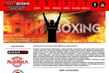 FightBoxing - Sporty walki, treningi Dąbrowa Górnicza