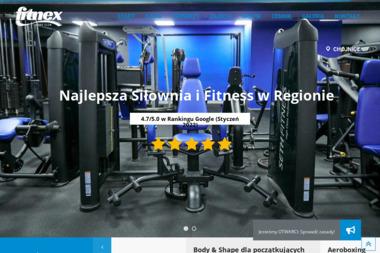 Fitnex - Trener personalny Człuchów