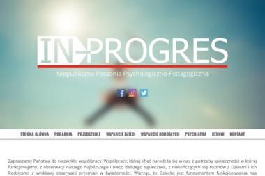 In Progres - Terapia uzależnień Siemiatycze