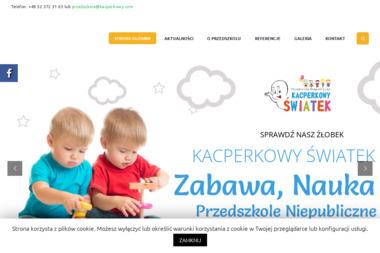 PRZEDSZKOLE NIEPUBLICZNE KACPERKOWY ŚWIATEK - Przedszkole Bydgoszcz