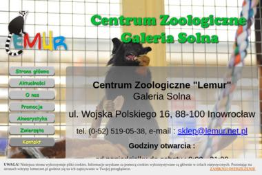 Centrum Zoologiczne Lemur - Zoologiczne Inowrocław