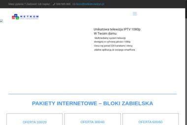 NETKOM - Internet Radzyń Podlaski