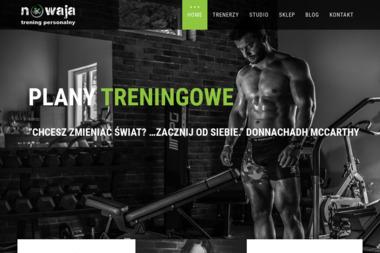 NOWAJA - Trener personalny Krościenko Wyżne