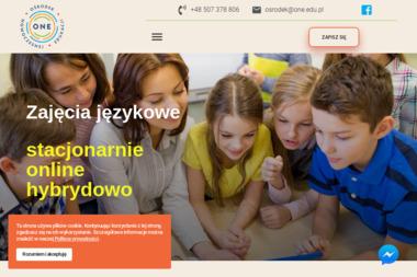 Ośrodek Nowoczesnej Edukacji sp. z o.o. - Kurs niemieckiego Zgorzelec