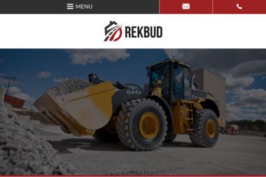 REKBUD - Żwir Biały Zielona Góra