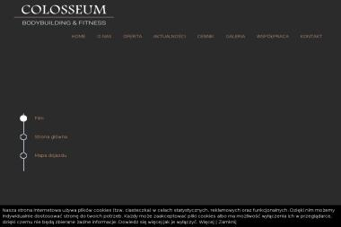 Siłownia Colosseum Bodybuilding & Fitness - Trener personalny Lubartów
