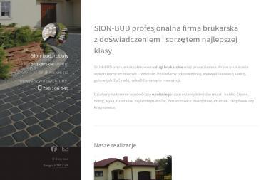 Sionbud Włodzimierz Zotov - Firma Malarska Opole